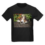 Squishy Face Kids Dark T-Shirt