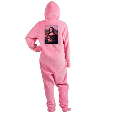 monalisa2acd.png Footed Pajamas