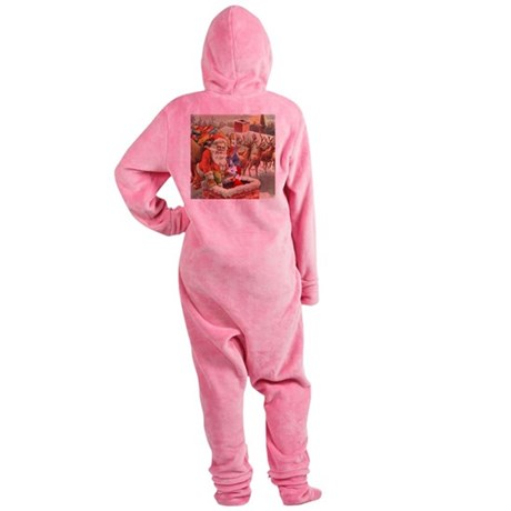 santahelper2a.png Footed Pajamas