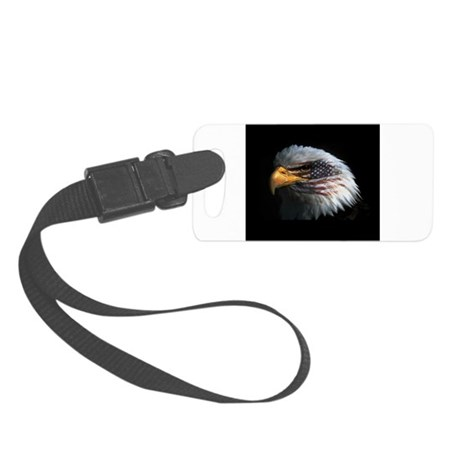 eagle3d.png Small Luggage Tag