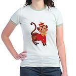 Circus Monkey Jr. Ringer T-Shirt