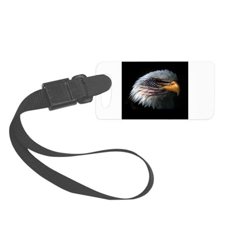 EagleRight Small Luggage Tag