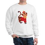 Circus Monkey Sweatshirt