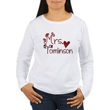 Mrs. Louis Tomlinson T-Shirt