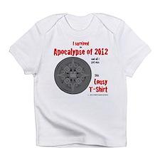 Apocalypse Survivors Shirt Infant T-Shirt