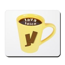 Java Juice 4 Mousepad