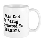 Funny Grandpa Small Mugs