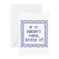 Stitch It! Greeting Cards (Pk of 10)