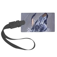 Humpback Luggage Tag