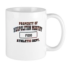 Personalized Neapolitan Mastiff Mug