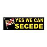 SECEDE MARYLAND Wall Decal
