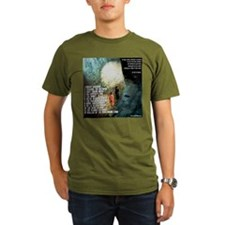 The Heist CD Back (TRACKS) T-Shirt