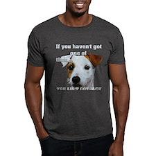 """Ain't Got Jack"" Black T-Shirt"
