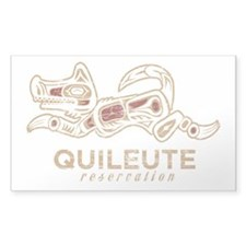 Quileute Reservation Totem Decal