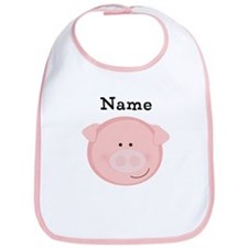 Personalized Pig Bib