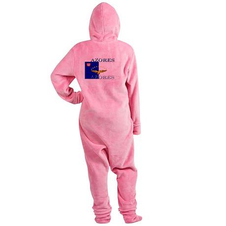 Azores.jpg Footed Pajamas