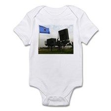Pillars of Defense! Infant Bodysuit