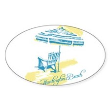 Serenity Huntington Beach Decal