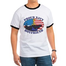 Proud Navy Boyfriend T