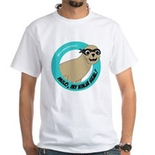 Milo, my Ninja Seal - Shirt (white)