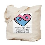 Transgender Day of Remembrance Tote Bag