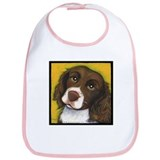 English Springer Spaniel Bib