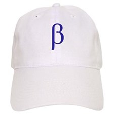 BLUE Beta Baseball Cap