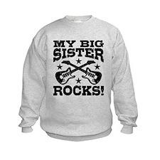 My Big Sister Rocks Jumpers