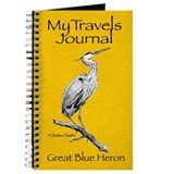 Great Blue Heron Travels Journal