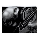 Engine Parts Wall Calendar