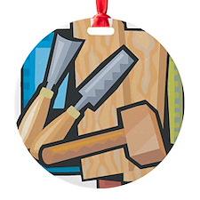 Carving Ornament