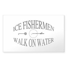 Walk on water Decal