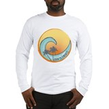 San Clemente Sunset Crest Long Sleeve T-Shirt