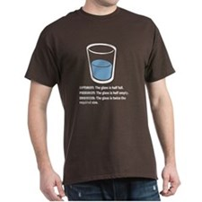 Optimist/Pessimist/Engineer T-Shirt