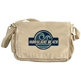 Moonlight Beach Surfer Pride Messenger Bag