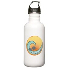 Pacific Beach Sunset Crest Water Bottle