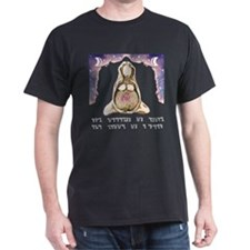 Goddess Is Alive - Theban Black T-Shirt