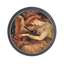 A Sea Spell Wall Clock