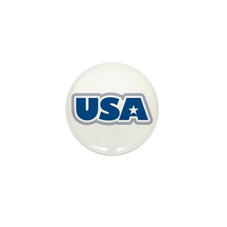 USA: Mini Button (100 pack)