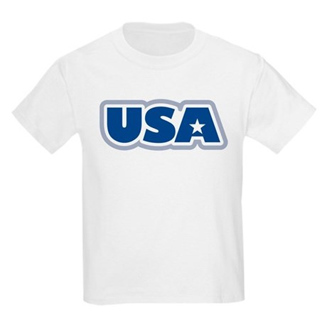 USA: Kids T-Shirt