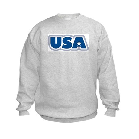 USA: Kids Sweatshirt