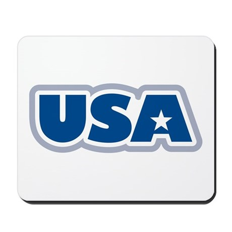 USA: Mousepad