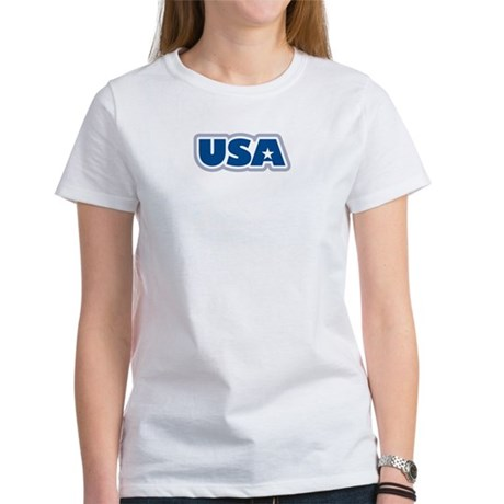 USA: Women's T-Shirt