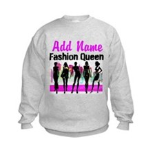 FASHION QUEEN Sweatshirt