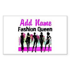 FASHION QUEEN Decal
