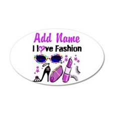 FASHION QUEEN Wall Decal
