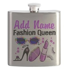 FASHION QUEEN Flask