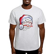 Obama Style Santa T-Shirt