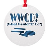 WWQDShirt.png Ornament