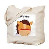 Personalizable horse Bags & Totes